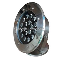 18W LED Underwater Light Swimming Pool Light Fountain Light
