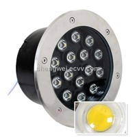 220V /12V 15W LED UnderwaterLight ,15W LED Fountain Lights