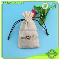 Durable Environmental Cheap Custom Small Round Burlap Bags Exporter