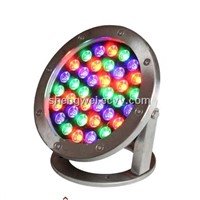 RGB 36W LED Underwater Light/LED Swimming Pool Light/LED Fountain Light