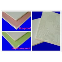 pvc gypsum ceiling board with best price