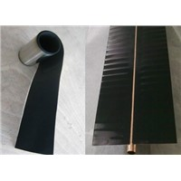 solar copper fin-tube with black chrome