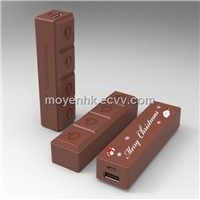 Power Bank, Gift Power Bank, High Quality Chocolate Power Bank