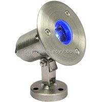 3W LED Underwater Light 3W Led fountain lamp
