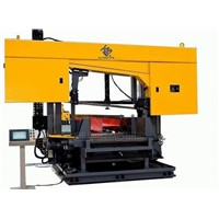 CNC beam sawing machine