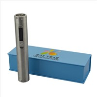 E Cigarette Stainless Steel GreatSmoky Mod with High Power 30W