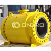 Trunnion Mounted Ball Valve, BS, Forged Steel