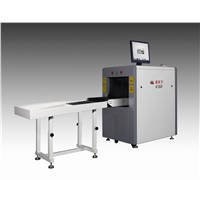 Tunnel size 1000mm(W)*800mm(H) High Penetration X Ray Baggage Scanner Machine GS10080