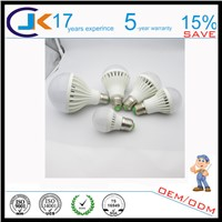E27 3w 5w 7w 9w 12w led light bulb