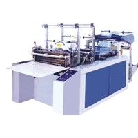 Heat-sealing and Cold-cutting Bag Making Machine