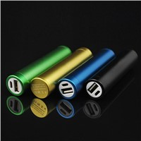 IP001 Batteries Chargers Power Tube Mobile Power Bank