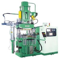 Silicone Injection Molding Machine