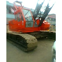 used Hitachi KH180-3 crawler crane