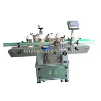 Vetical labeling machine