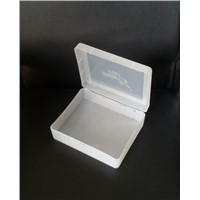 Packaging  Plastics  Square Container  for with Logo ,SGS Certificate