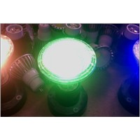RGB LED spotlight,RGB LED PAR lihgt,red/green/blue led bulb lamp,RGB spot light,PAR30/PAR38 RGB lamp