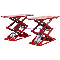 Hydraulic Car Repair Scissor Lift SXJS3019