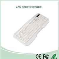 High Quality White Color Waterproof Gaming Keyboard