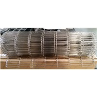 Flat Flex Wire Mesh Conveyor Belt Mesh