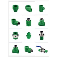 high quality and  competitive price ppr fittings