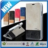 Mobile Phone Universal for samsung galaxy s5 fashion leather case with card slot