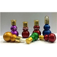 New Design Essential Oil Glass Bottle