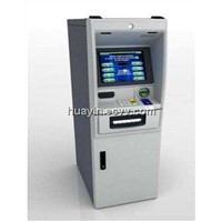 Financial Banking Touch Kiosk Machine