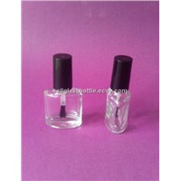 7ml Glass Nail Polish Bottle With Cap and Brush