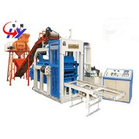 HY-QM4-12 fly ash brick making machine