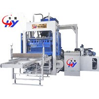Auto block machine