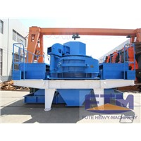 High capacity mini rock sand making machine