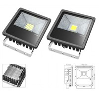LED Flood Light with CE, ROHS 5 years warranty indoor lighting