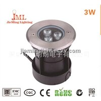 New Design  Round 1w 3w 5w 7w 9w  10w 12w  Underground LED Light IP65