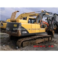 Supply construction volvo excavator (Ec210b)