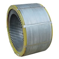 stator stacking for energy saving motor