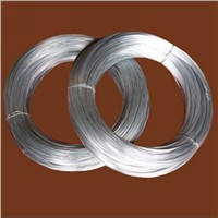 hot dipped galvanized soft wire