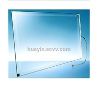 Large Size Surface Acoustic Wave Touch Screen