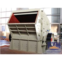 PF1315 horizontal rock impact crusher