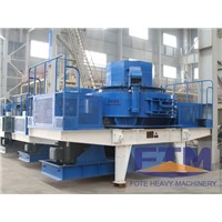 Professional stone vertical shaft impact crusher