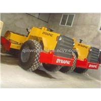 Used construction machine dynapac road roller ca25d