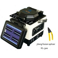 optical fiber fusion splicer kl-300t / ftth fusion splicer