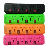 power strip,  power socket ,surge protected power board,power extension, power outlet with usb