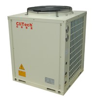Air to water high temperature heat pump