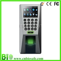 China manufacture,Home/factory security ,wireless biometric device door access control system HF-F18