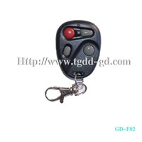 GD-F02 4 buttons rf wireles remote control
