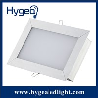 Factory direct price square led panel light lowest price 12w