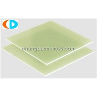 light green color fr4 epoxy glass laminated sheet