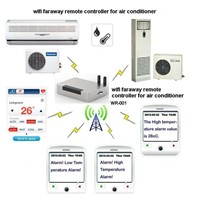 smart Mobile apk soft Faraway remote controller for air conditioner and heat pump by Wi-Fi or 3G SMS