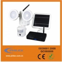 Outdoor Motion sensor LED Solar Security Light