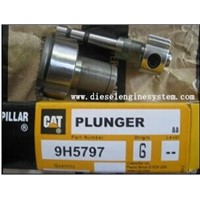 cat Plunger/element of fuel injector for diesel engine